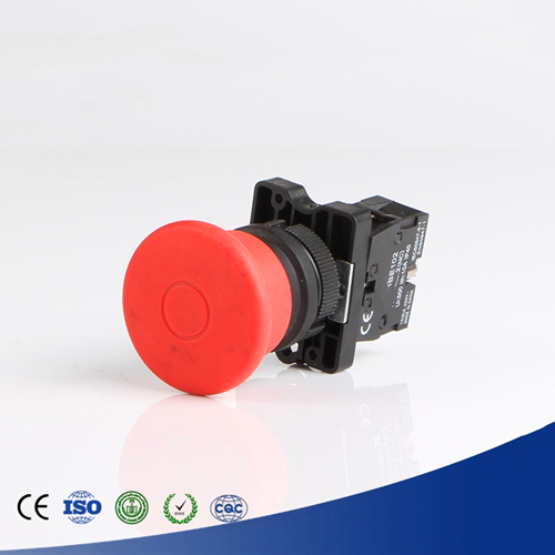 KB2-BR42 Mushroom Push Button Switch