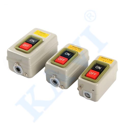 Button Control box