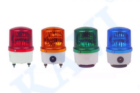 LED Flicker Series LED warning lights