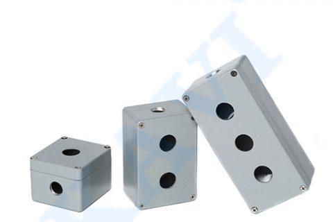 aluminum control box