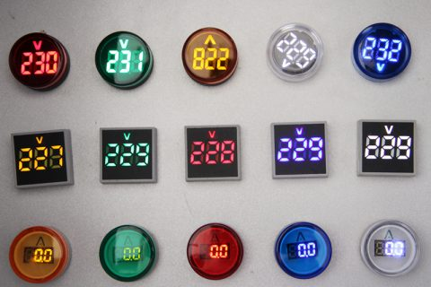 Digital Meters series