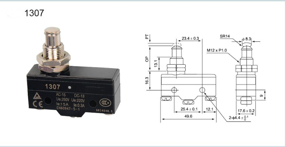 KM-1307 Micro switch