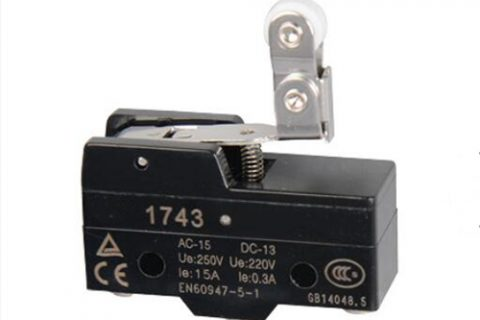 KM-1743 Micro switch