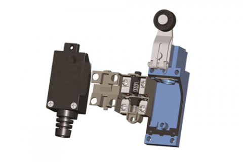 CNKAVI,Vertical Limit Switch