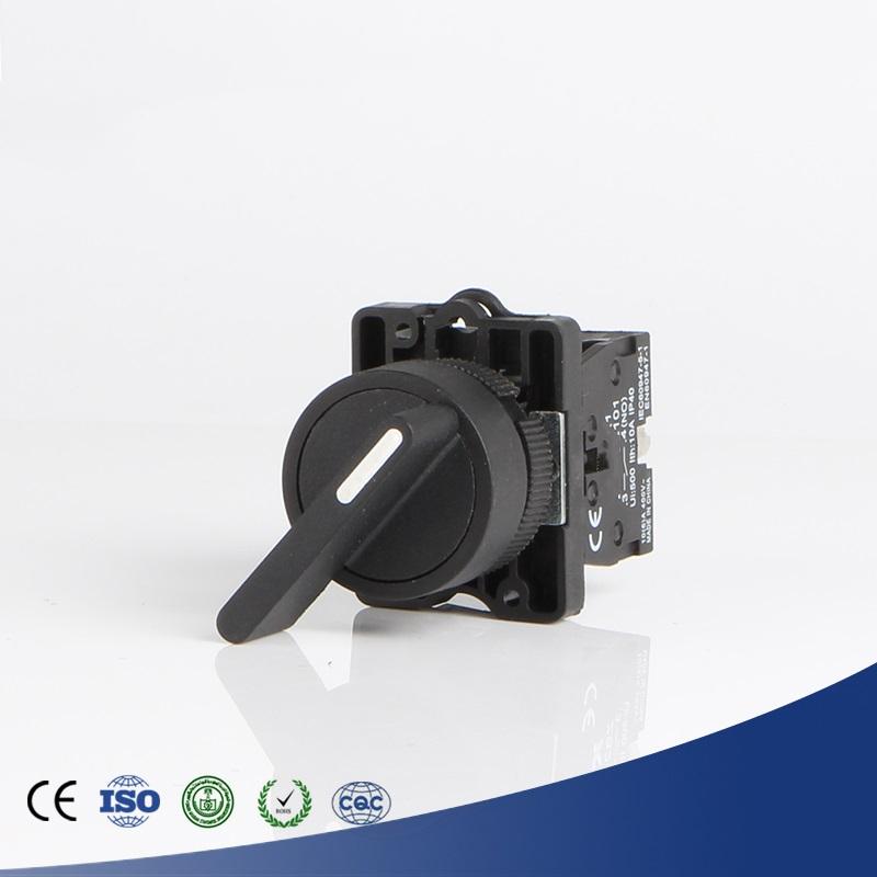 KB2-BJ21, Knob self-locking switch