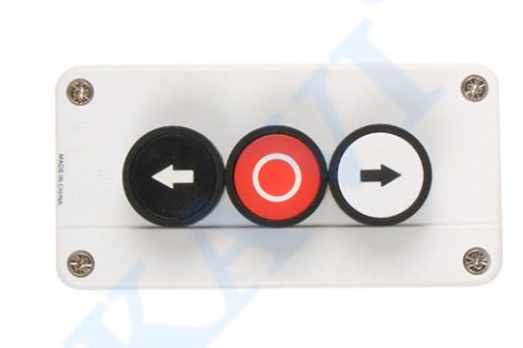 Weatherproof Push Button Switch for Automatic Gate Opener/Hoist Roller Door AU