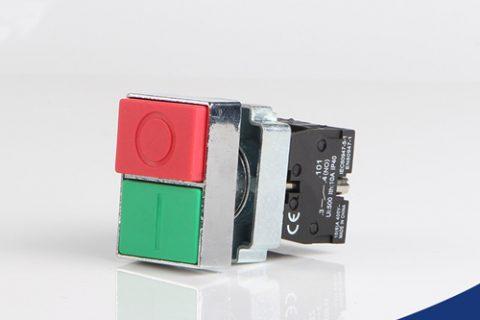 KB2-BL8235,Double button