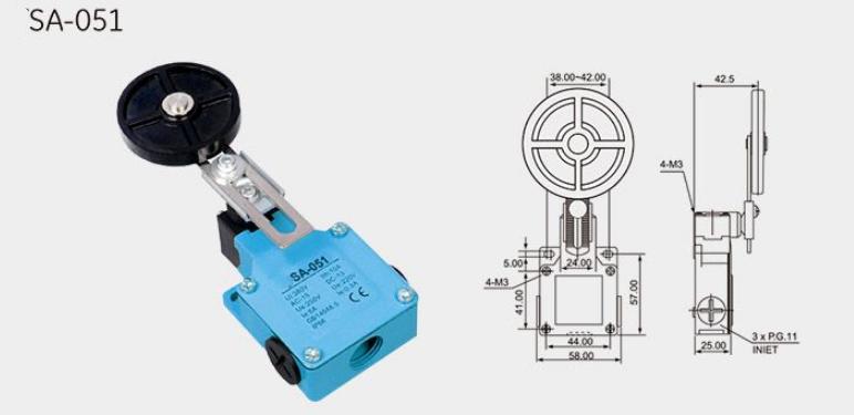 KSA-051 Limit Switch